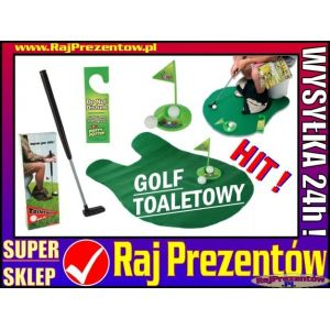 Golf toaletowy