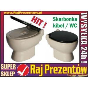 Skarbonka kibel / WC