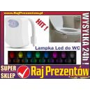 Lampka Led do WC