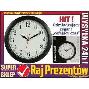 Odmładzający zegar - cofający czas