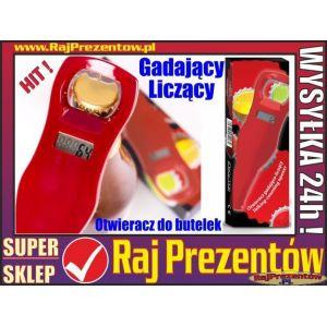 Otwieracz Gadająco - Liczący z wyświetlaczem LCD